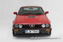 GTV6 3.0 Practical Performance car photoshoot