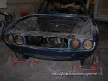 Fiat Dino Coupe restoration